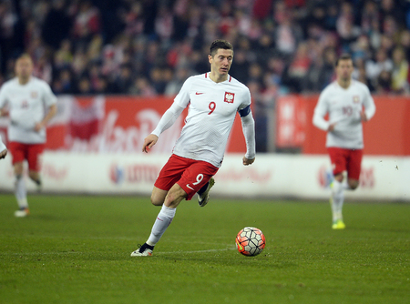 Poland,  Lewandowski