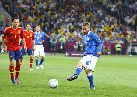Italy, De Rossi