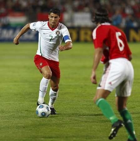 Portugal, Cristiano Ronaldo