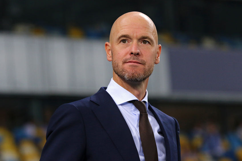 AFC Ajax manager Erik Ten Hag